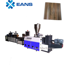 PVC wall panel making machine unit