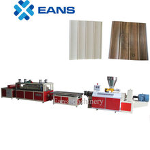 PVC wall panel making machine with lamination