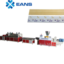 Plastic PVC wall panel making machine