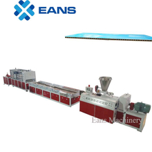 WPC PVC wall panel production line
