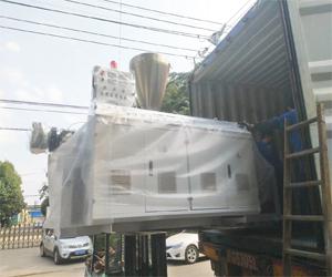 PVC ceiling machine