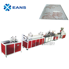 PVC Ceiling Panel Extrusion Machine Production Line