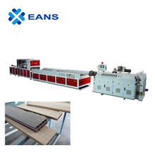 Plastic PE WPC Profile Decking Making Machine
